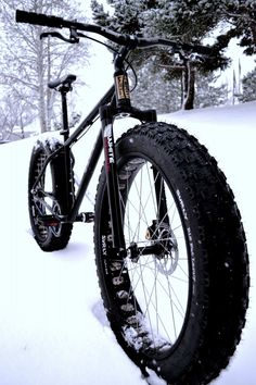Imagine a winter wonderland ride! -s