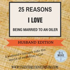 25 Reasons I LOVE Being Married to an Oiler: Husband Edition