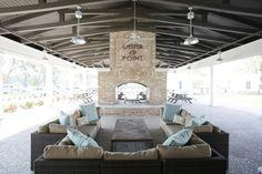 Outdoor Pavilion - Oyster Point - Daniel Island SC