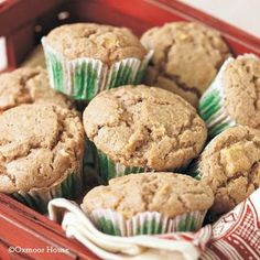 6 Quick & Easy Quick-Breads: Caramel-Apple Muffins - Gooseberry Patch