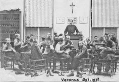Schoenmakerij, rond 1900 | Ivdvariatie.nl