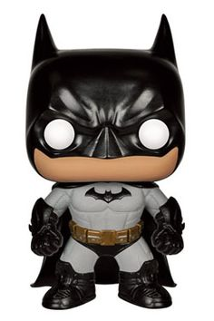 The Pop! Vinyl figure comes in a displayable window box! We only sell the original Pops made by Funko from the USA. Pop Vinyl Figures, Funko Pop Figures, Batman Figures, Action Figures, Minions, Batman Collectibles, Batman Arkham Asylum, Avengers, Funko Toys