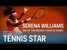 Business Insider: 8 mind-blowing facts about Serena Williams