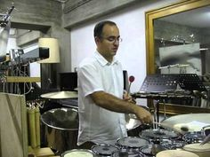 ▶ http://www.missom.com/search?s=pedro+carneiro - check the signature Drumsticks Pedro Carneiro available online.  The fantastic Pedro Carneiro (solo percussionist, conductor, composer) is a very long time friend of MISSOM and in this video he testifys about our products. Listen what Pedro Carneiro have to say and play. http://www.missom.com
