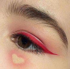 makeup in eyeshadow with eyeshadow only makeup tutorial james charles korean makeup makeup styles makeup tutorial for green eyes makeup geek makeup looks step by step Cute Makeup, Pretty Makeup, Simple Makeup, Unique Makeup, Creative Eye Makeup, Makeup Goals, Makeup Inspo, Makeup Inspiration, Makeup Ideas