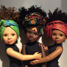 Black Girl Magic in doll form. An original doll design by Queen Dollylama@herstorydoll line is fundraising to make these girls available to girls everywhere. To help us achieve this goal contribute to our campaign, go to the website link in the bio. Share the beauty. Support Black business and help towards a dream. Together helping to show representation matters.  #queendollylama #dollartist #dolldesigner #blackdolls #browndolls #biracialdolls #dollsofcolour #herstorydolls #blackgirlmagic…