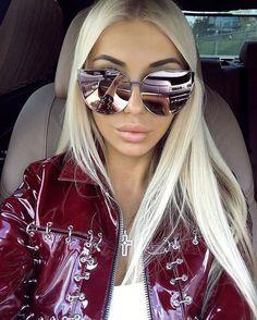 Big Sunglasses, Stylish Sunglasses, Sunglasses Accessories, Mirrored Sunglasses, Sunglasses Women, Sunnies, Women's Accessories, Reflective Sunglasses, Oversized Sunglasses