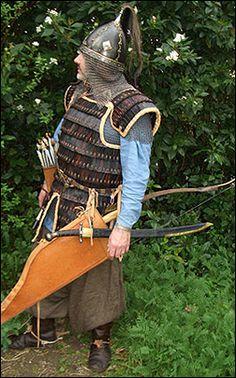 Dateline A.D.900 Kabarian Khazar Rus mercenary in Byzantine service