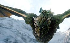 Game of Thrones + in memoriam: Rhaegal - The... : i'm a fan of chaos