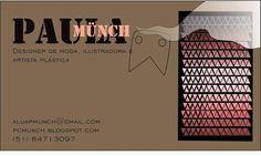 Montagens e edições by Paula Münch de Castro, via Behance