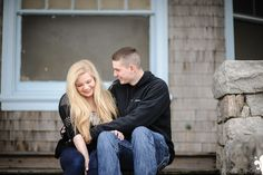 Lindsey & Branden Engagement