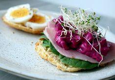 PROTEINRIKE RUNDSTYKKER - UTEN HEVING Cobb Salad, Protein, Lunch, Vegetables, Food, Meal, Eat Lunch, Essen, Vegetable Recipes
