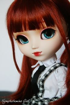 Émilie (Pullip Kirsche) by ·Nymphetamine Girl·, via Flickr