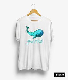 """Manga corta """"Whale"""" Snowboard, Skate, Surfing, Mens Tops, T Shirt, Fashion, Sweatshirts, T Shirts, Clothing"""