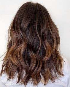 Chocolate and Copper Balayage Chocolate and . Chocolate and Copper Balayage Brown Hair Balayage, Brown Blonde Hair, Hair Color Balayage, Brunette Hair, Hair Highlights, Ombre Hair, Black Hair, Caramel Highlights, Copper Balayage Brunette