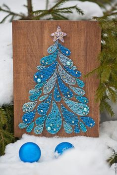 Image result for christmas tree string art templates