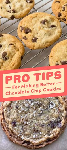 Here's The Secret To Making Bakery-Style Cookies At Home