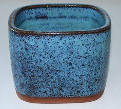 Christian Poulsen, bowl in stoneware, own studio H: cm.