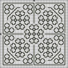 blackwork pattern - Google Search