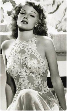 Rita Hayworth, Timeless.                                                                                                                                                      More