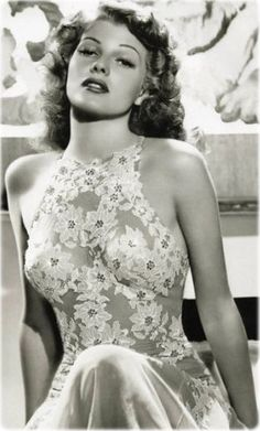 Rita Hayworth, Timeless.