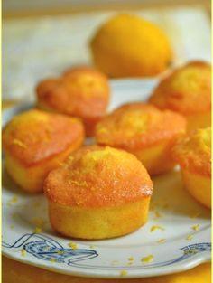 Recette - Moelleux au citron - Proposée par 750 grammes