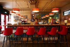 The Café | The Laundromat Café