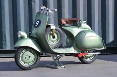 1952 Vespa 125 - Six Days - Sei Giorni
