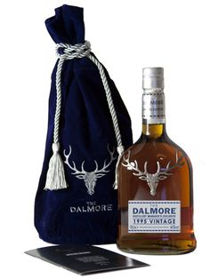 Dalmore 1995 Vintage. 1800 bottles, exclusive to The Whisky Shop.