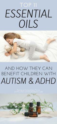 Top Essential Oils With Benefits For Kids With Autism & ADHD · Discover the best essential oils for autism and ADHD and exactly how they can benefit your child. Full guide for using essential oils for autism available. Essential Oils For Autism, Calming Essential Oils, Essential Oils For Sleep, Best Essential Oils, Essential Oil Uses, Young Living Essential Oils, Copaiba Essential Oil, Adhd And Autism, Children With Autism
