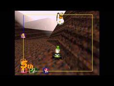 Mario Kart 64 Playthrough #2: 150cc Flower Cup