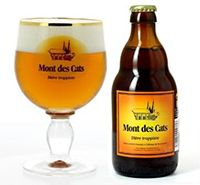 French Mont-des-Cats abbey ale, still brewed in a Belgian Trappist abbey.