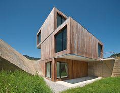 acha zaballa arquitectos: more house, cantabria
