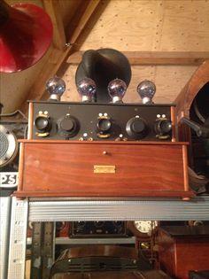 Old radio 1924