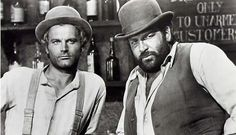 bud spencer & terence hill.