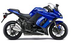 The 2014 Kawasaki Ninja 1000. Click to read more from Rider magazine.