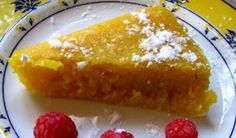 Toucinho do ceu - Portuguese Dessert -