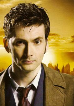 PHOTO OF THE DAY - 27th February 2015: David Tennant in Doctor Who - 2007