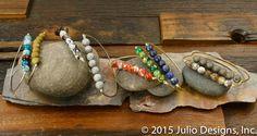 Dial M #juliodesigns #handmadejewelry #vintage