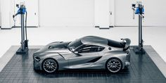 That BMW-Toyota Sports Car Could Be Hybrid and All-Wheel Drive