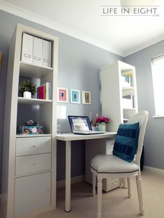 IHeart Organizing: Reader Space: A Happy Home Office