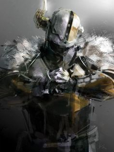 """""""You want the Crucible? I am the Crucible."""" Oh man shaxx is a beast. I just wish you could get his armour. Destiny Video Game, Video Game Art, Video Games, Ezreal League Of Legends, Destiny Cosplay, Destiny Bungie, Destiny Warlock, Character Art, Character Design"""