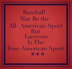 true american sport