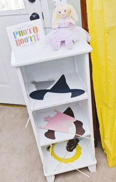 Photo booth props for wizard of oz