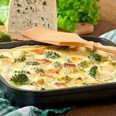 Egyszerű, gyors és egészséges. A rakott brokkolit a fogyókúrád során is beiktathatod étrendedbe.