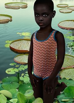Ruud van Empel   -    Expertly done photograph manipulation