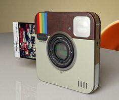 Instagramがとってもオシャレで機能満載な本物のカメラに? | BUZZAP!(バザップ!)