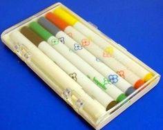 Você se lembra? canetinhas