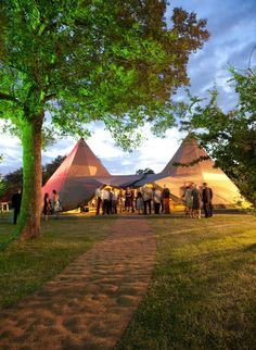 A festival wedding supplier directory with everything you need to plan an amazing outdoor event. From woodland wedding venues to tipis, bands and mobile bars. Woodland Wedding Venues, Tipi Wedding, Camp Wedding, Marquee Wedding, Autumn Wedding, Dream Wedding, Wedding Reception, Marquee Hire, Wedding Shit