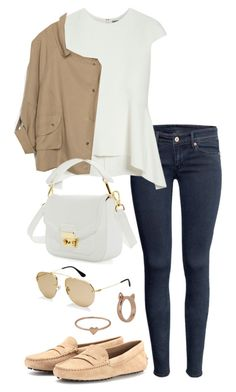 """""""Untitled #207"""" by sofia-608 ❤ liked on Polyvore featuring H&M, Tod's, Mulberry, Prada, Zara, Catbird and Marc by Marc Jacobs"""